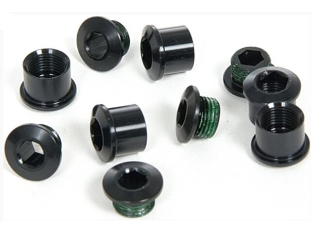 SRAM Truvativ Kettenblattschrauben für Noir/Force Double 5Pcs schwarz